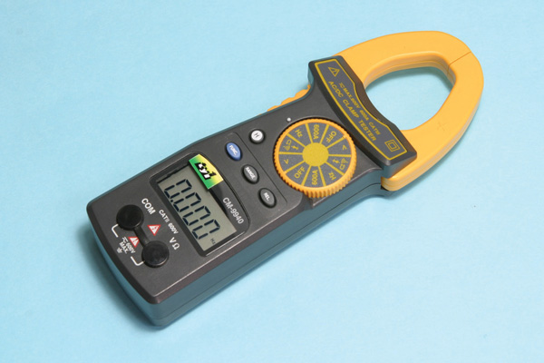 Clamp Meter Accessories : クランプメーター