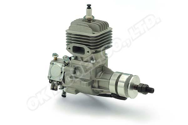 DLE-20 ガソリンエンジン OK MOD...